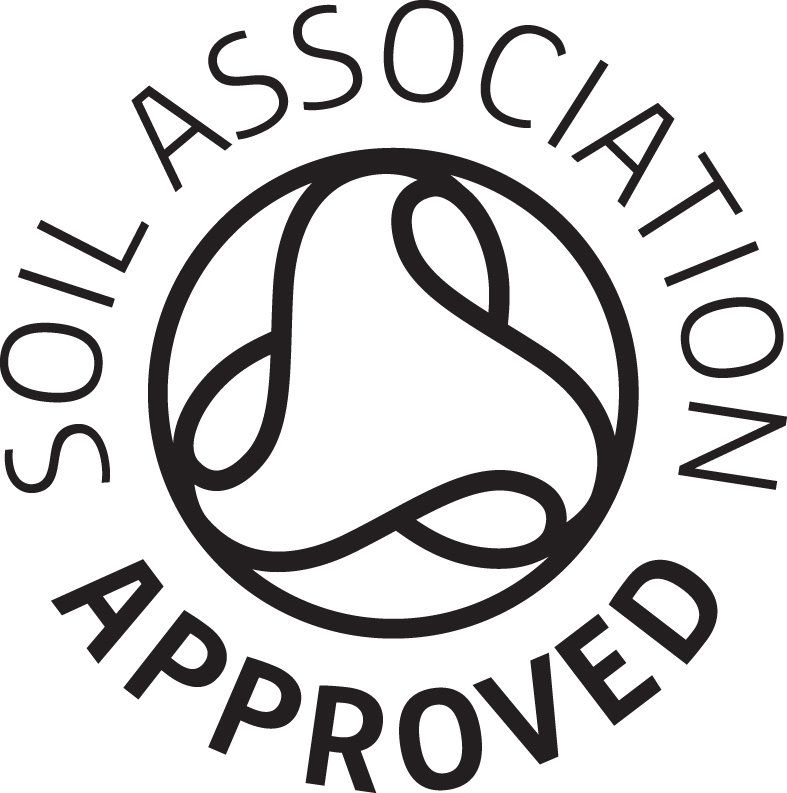 soil association approved cosmetique bio